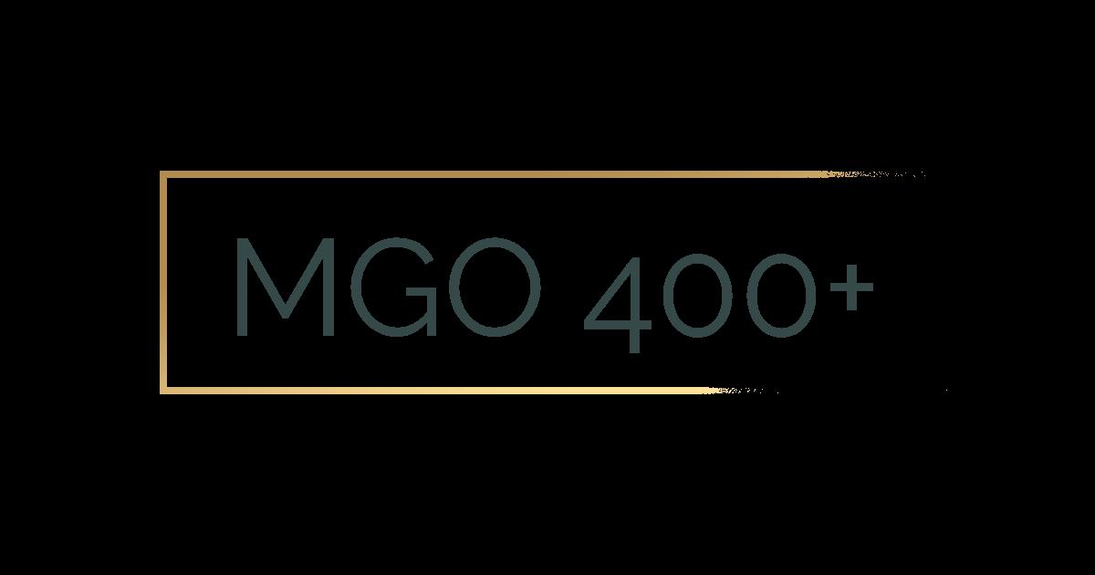 MGO 400+