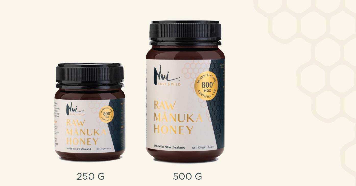 MGO 800+ Manuka Honey